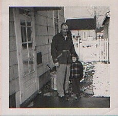 dad and me - Alger